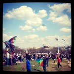 Spring Kite Festival on the National Mall