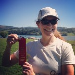 Shannon Wilkinson takes 2nd Place at Hagg Lake 10k