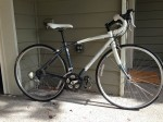 Shannon's Specialized Dolce Road Bike